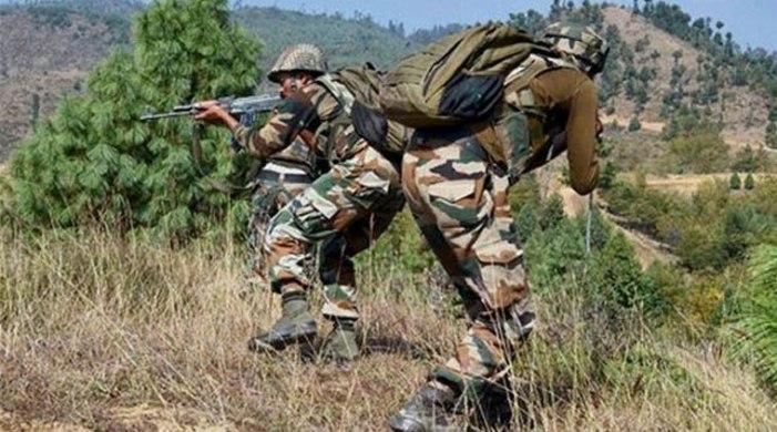 Pakistan violates ceasefire yet again, targets Akhnoor district in Jammu.