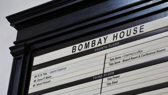 Tata considering British businessman Sir George Buckley for top job?