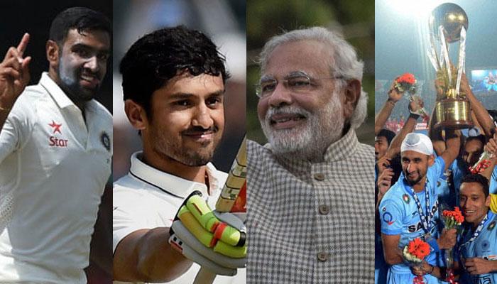 Mann Ki Baat: PM Narendra Modi Hails Ravichandran Ashwin, Karun Nair, Jr Hockey Team