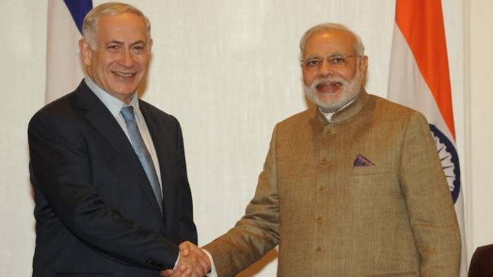Ahead of PM Modi's visit, Israel supports India hook, line and sinker on terror from Pakistan