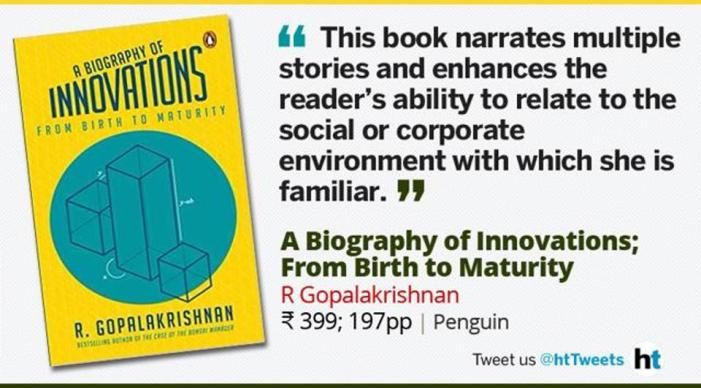 A Biography of Innovations: Book review
