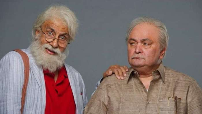 102 Not Out' box office: Amitabh Bachchan-Rishi Kapoor film earns 3.50 crores on Day 1