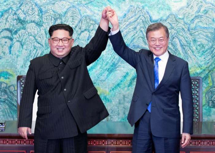 Kim Jong Un in South Korea: Signs historic deal to end Korean War