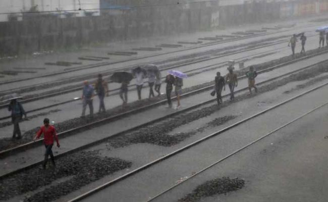 Heavy rainfall expected in Mumbai this weekend