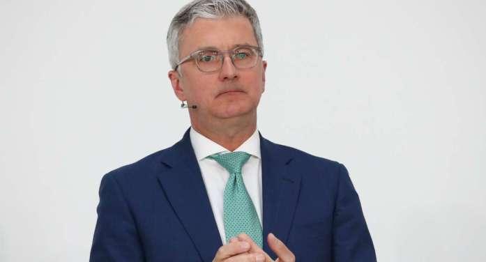Volkswagen suspends arrested Audi CEO Rupert Stadler, names interim boss
