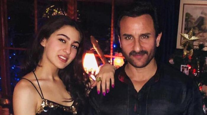 Father Daughter Duo Sara and Saif Ali Khan To Team Up Together