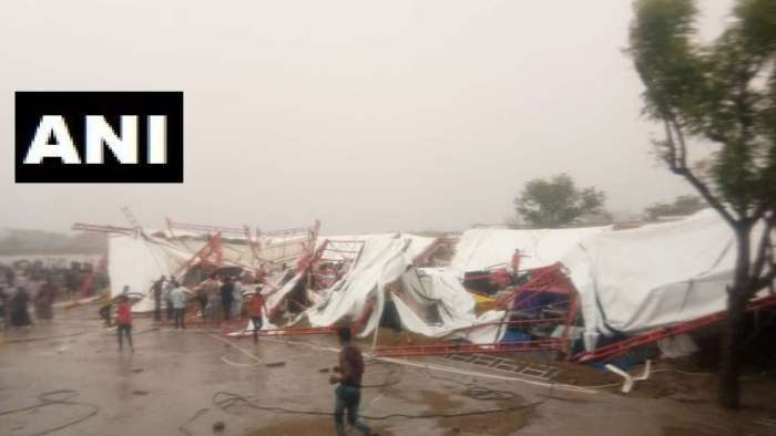 Rajasthan: At least 14 killed, dozens injured as pandal collapses