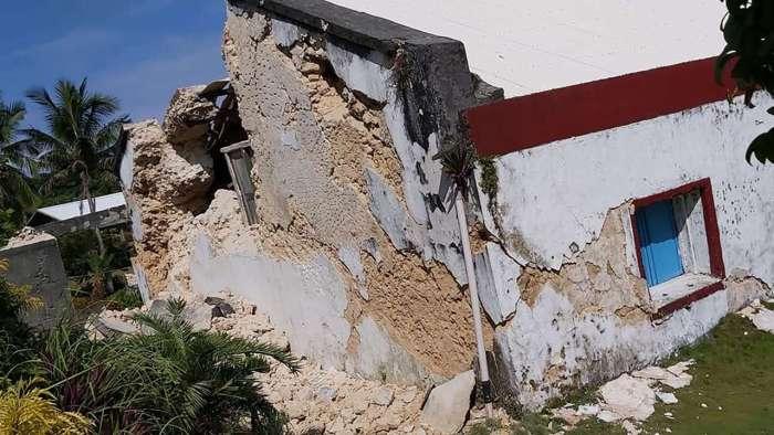 Earthquake strike Phillippines; 8 dead, 60 injured