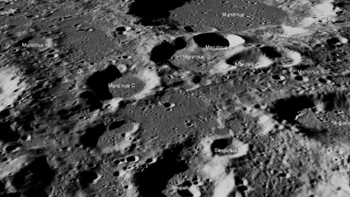 India's Chandrayaan-2 lander Vikram had a hard landing