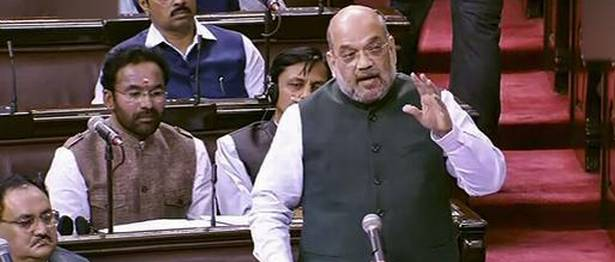 NRC process to be carried out in entire country: Amit Shah