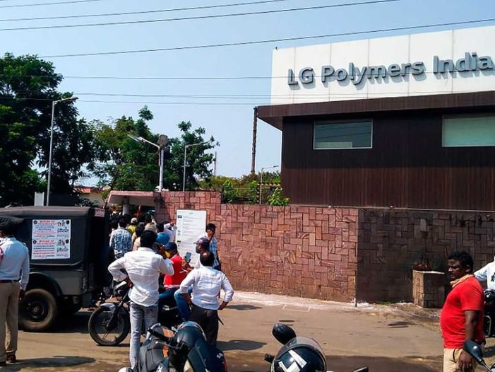 Call to prosecute toxic gas leak company in India