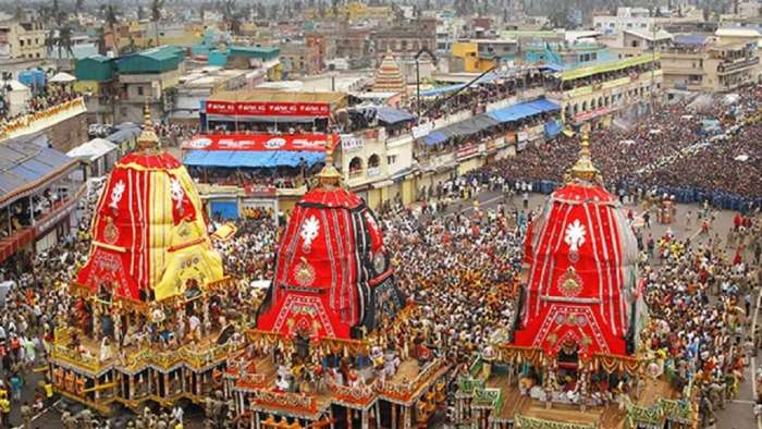 SC allows annual Puri Jagannath Rath Yatra with certain restrictions
