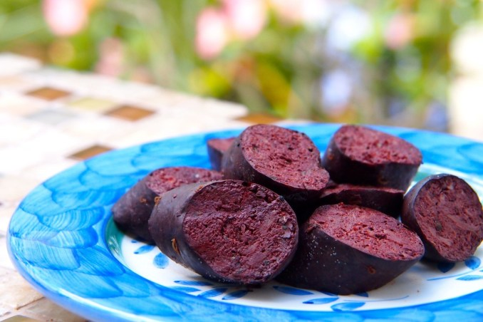 Caribbean Recipes Of The Week – Trinidad Black Pudding