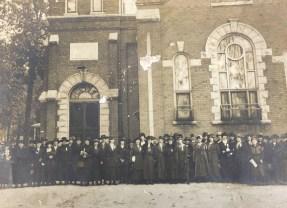 Hartsville church celebrates 150th anniversary