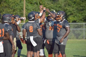 Pee Dee Vikings bring next-level football to Darlington