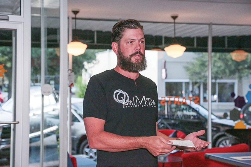 Brewmaster taps business knowledge for Startsville