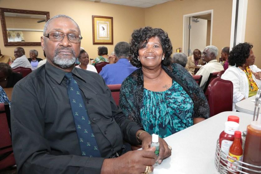 Center Baptist Church celebrates Seniors