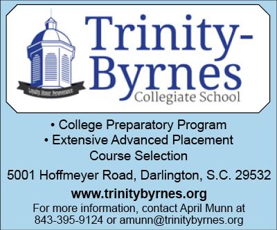 Trinity-Byrnes  re-accredited through 2025