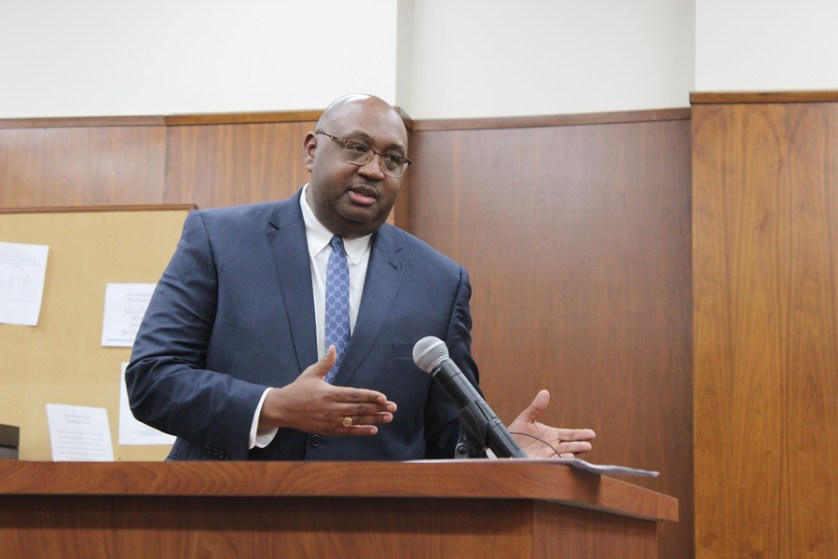 Kelvin Washington named Chief of Police for City of Darlington