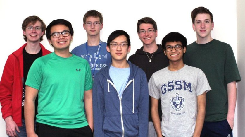 GSSM Eagles bring home state chess trophy for 2nd year
