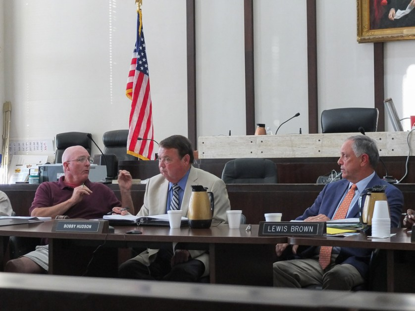 County Council forwards budget,  disagrees on A-Tax disbursements