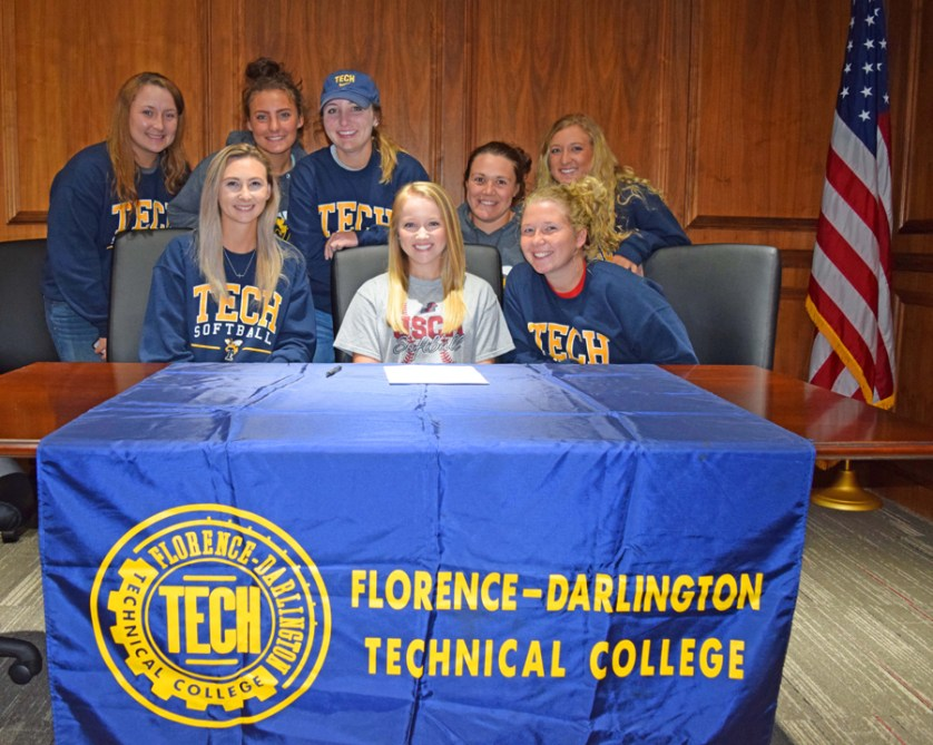 FDTC's Shelby Cox signs to play softball at USC Aiken