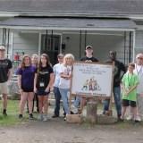 Community Changers volunteers revamp Darlington House