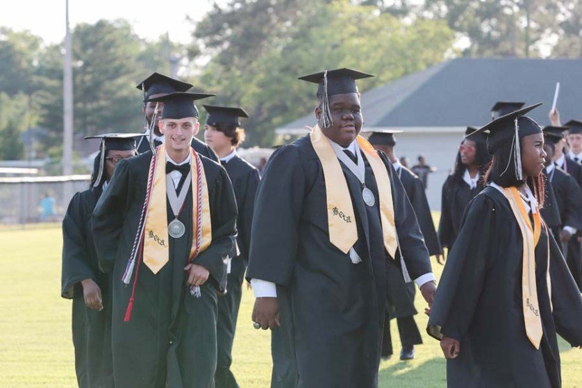 Tolson to Lamar grads: 'go out and chase your dreams and make them reality'