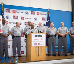 SCDMV unveils The Parent's  Supervised Driving Program aimed at  making more teenagers #RoadReady