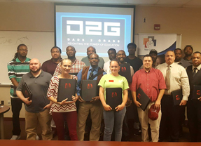Man 2 Man partners with Florence Darlington Technical College for Dads 2 Grads