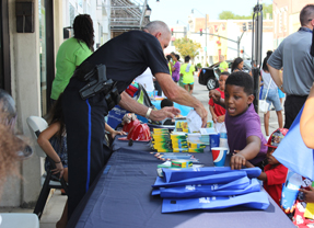 City of Darlington throws National Night Out block party