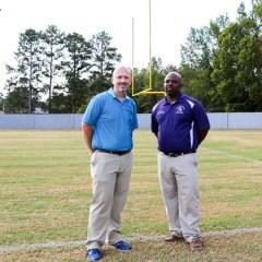 Virgil Wells Stadium prepares for youth football season