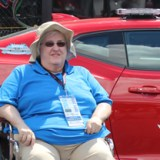 Life-long NASCAR fan  finally visits Darlington Raceway