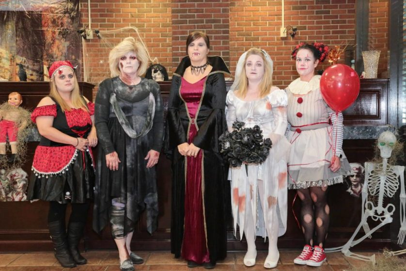 Costume contest brings out Darlington's ghouls and goofs