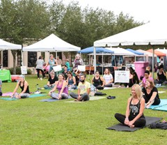 S.C. Yoga and Healing Arts Festival