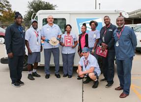 Darlington Post Office honors veterans