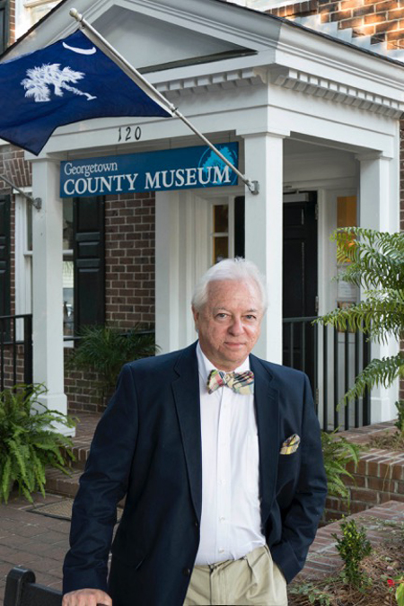 Author, columnist  Poland receives  Order of the Palmetto