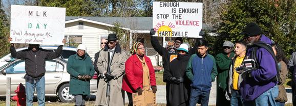 Darlington County celebrates MLKDay
