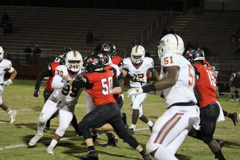 Second-half shutout propels Hartsville past South Aiken