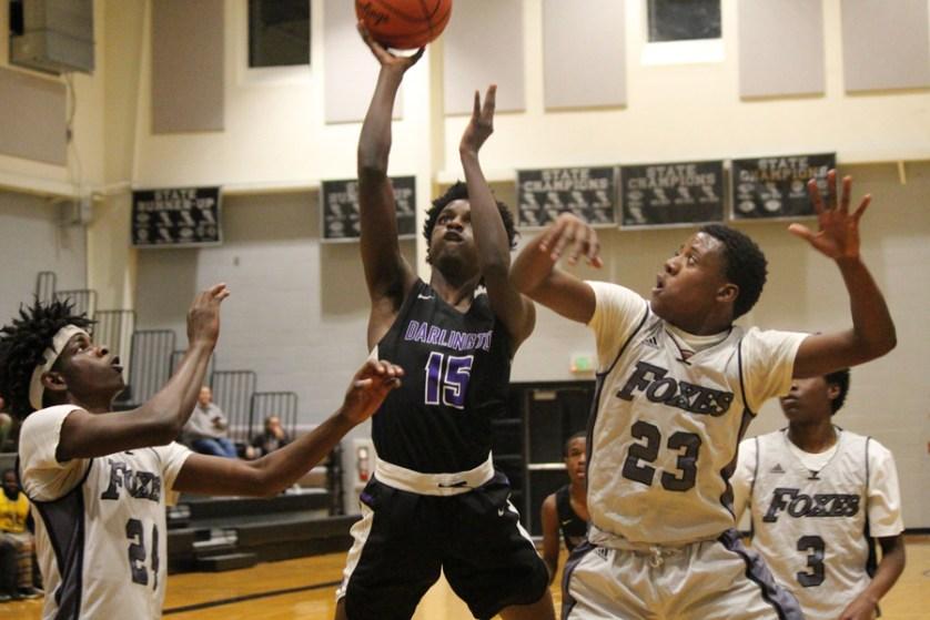 Darlington boys, girls take care of basketball business in Lamar