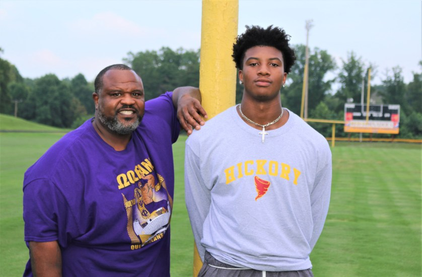 College football programs already pursue 15-year-old son of Darlington native