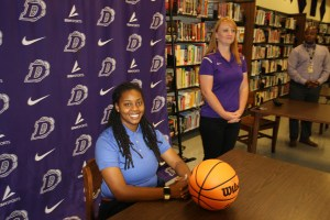 DHS names a new girls' basketball coach