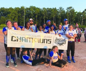 Darlington ICE wins USSSA Bownet Championship
