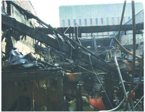 The Public Square blaze: Firefighters lost a building, saved a block