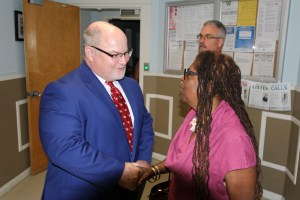 New city manager Payne promises hands-on approach