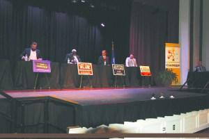 Forum features 5 rivals for Hartsville mayor