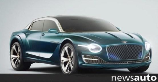 Αναγέννηση Bentley με το πρώτο ηλεκτρικό του
