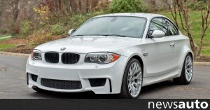 Ένα BMW 1M Coupe του 2011 είναι μια πραγματική ευκαιρία