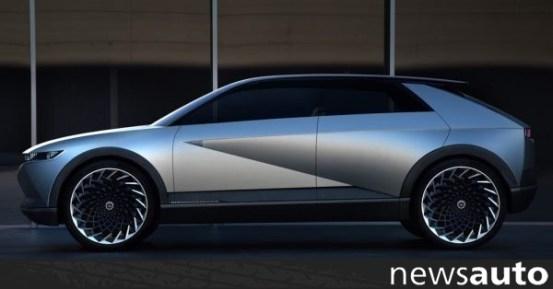 Με 310 ίππους, το ηλεκτρικό Ioniq 5 από τη Hyundai