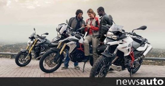 BMW Motorrad και Rever: Κάθε καλύτερη διαδρομή